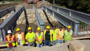 Steel Bridge Local Crews