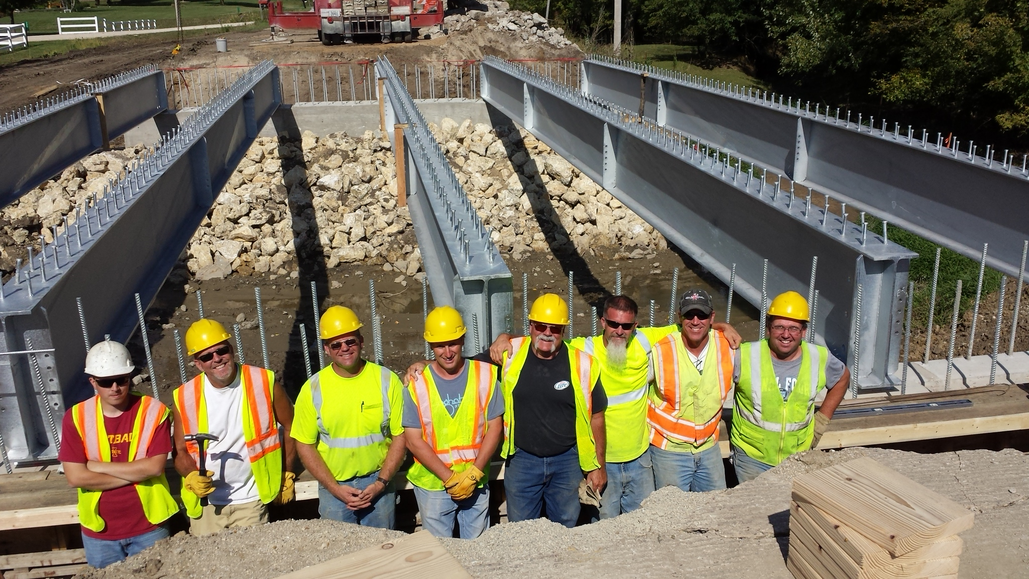 Steel Bridge Local Crews