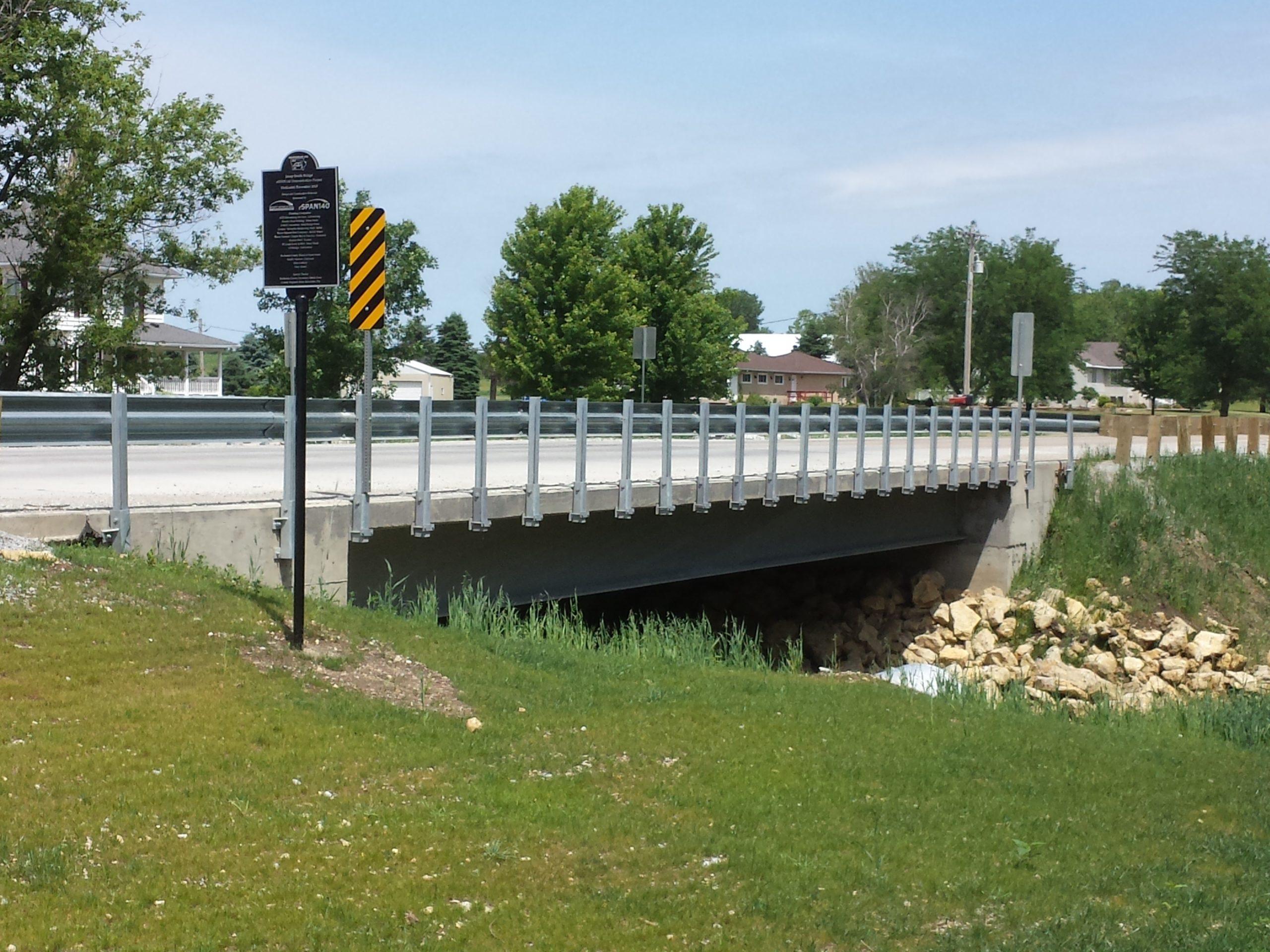 Jesup South Bridge Iowa