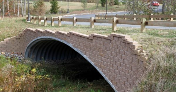 Steel Buried Bridge