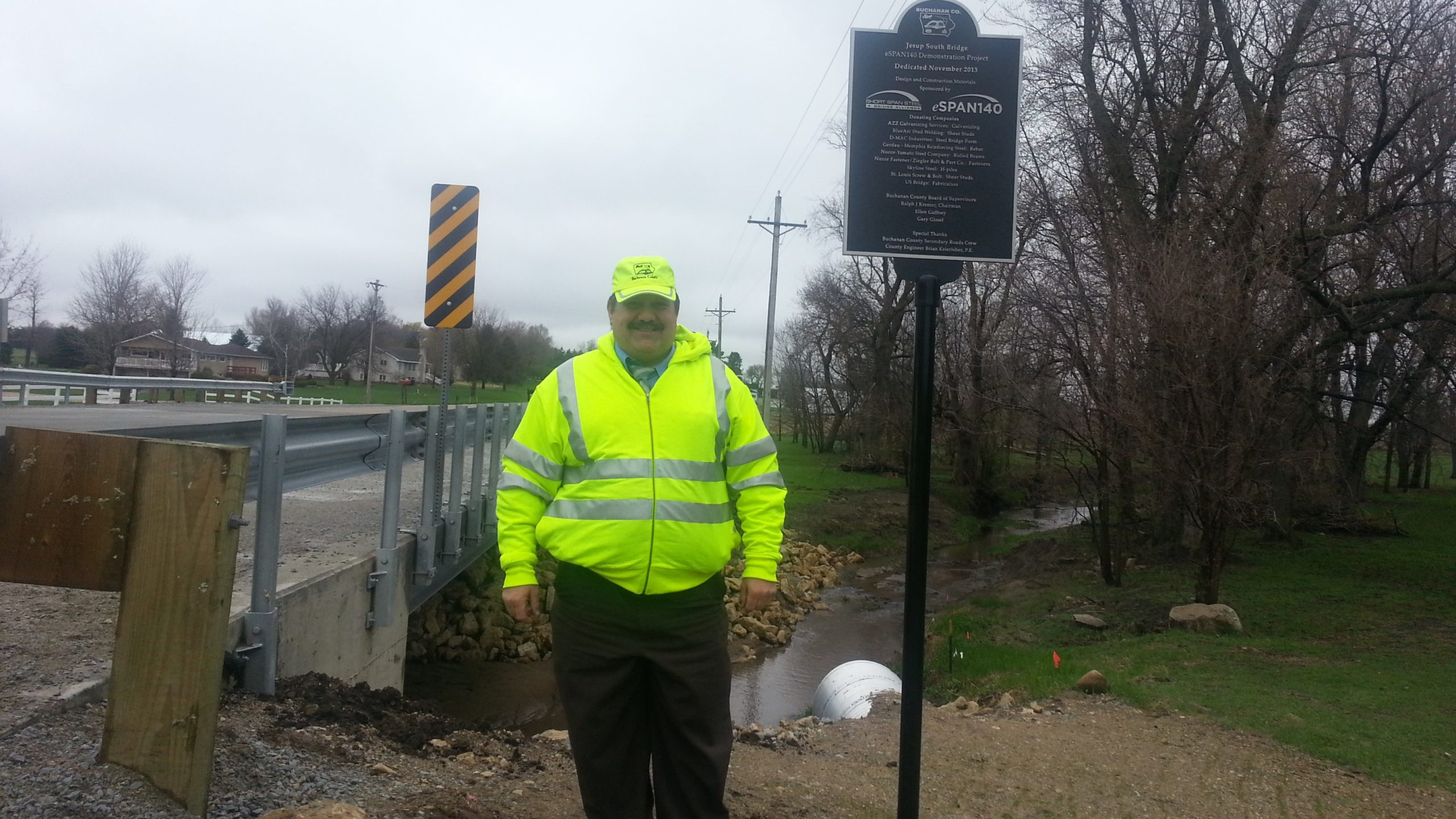 First eSPAN140 Bridge - Brian Keierleber