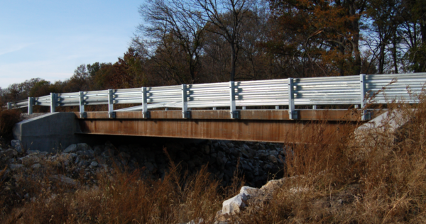 Audrain County Steel Bridge
