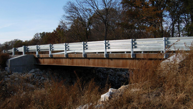 Audrain County Steel Bridge