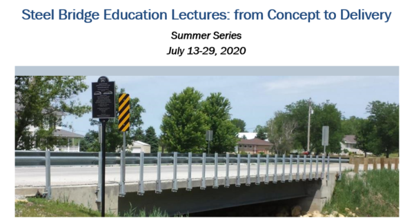 Summer Steel Bridge Lecture Series