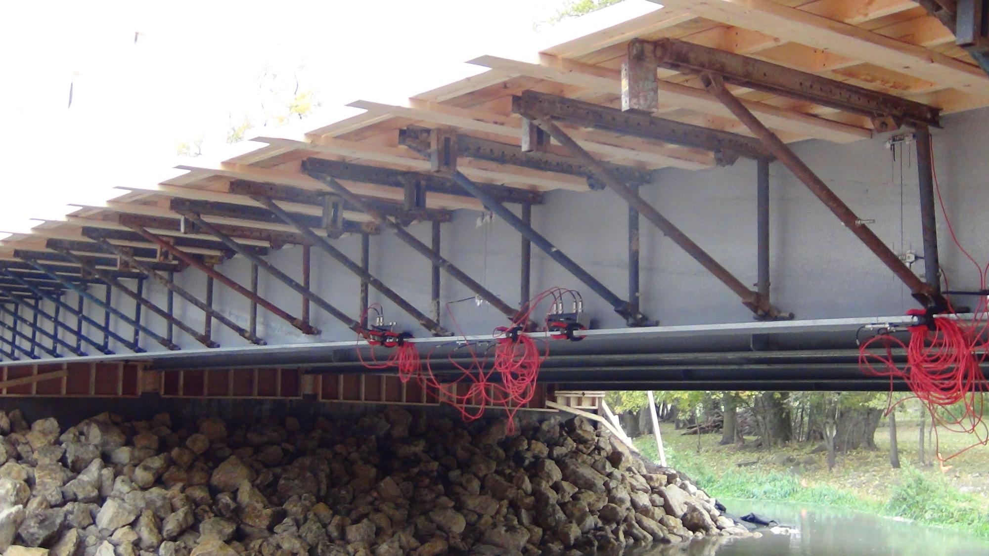 Jesup South Bridge - eSPAN140