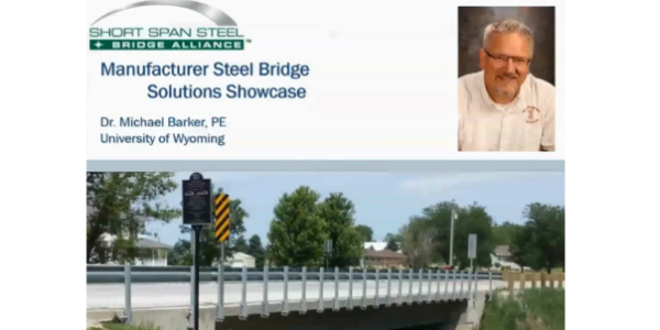 Lecture 2 - Manufacturer Steel Bridge Solutions Showcase - Barker