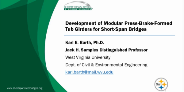 Lecture 3 - Press Brake Tub Girders - Barth