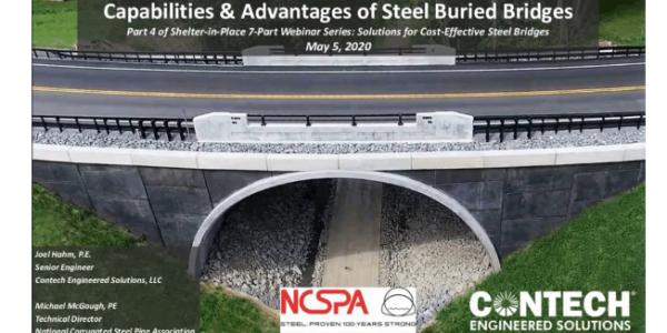 Lecture 4 - Buried Steel Bridges - Hahm