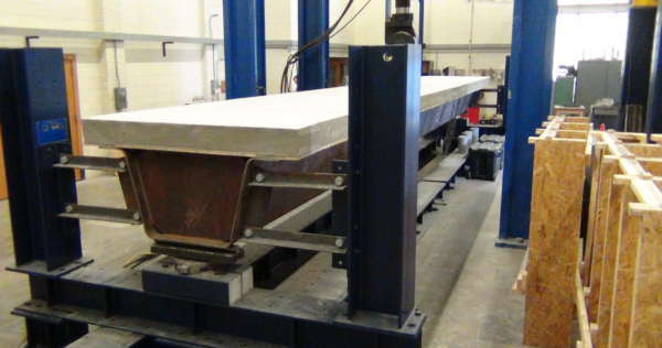 Press Brake Tub Girders - West Virginia