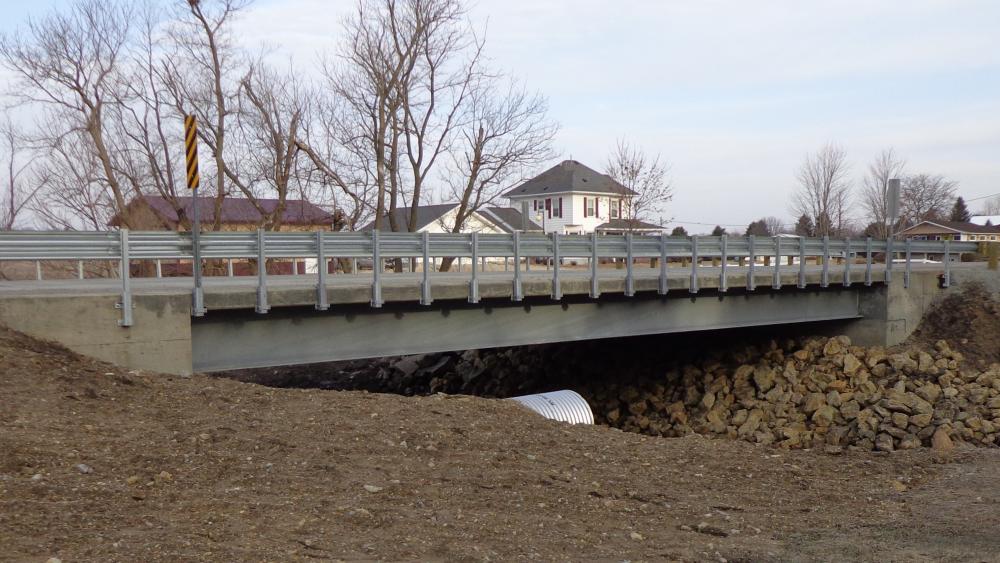 Short Span Steel Bridge ODOT