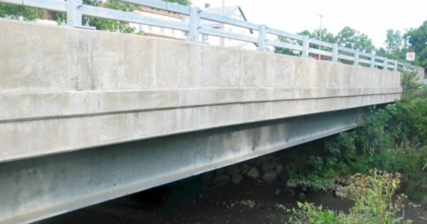 Galvanized Steel Bridge - AGA