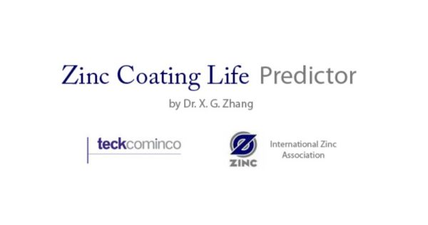 Zinc Coating Life Predictor