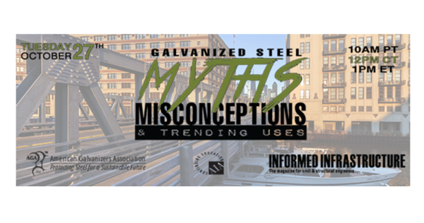 Galvanized Steel Webinar