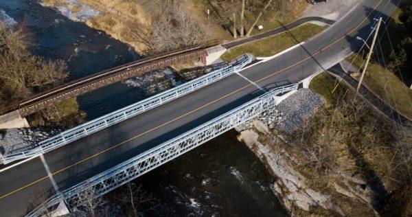 Acrow Bridge Accelerated Bridge Construction