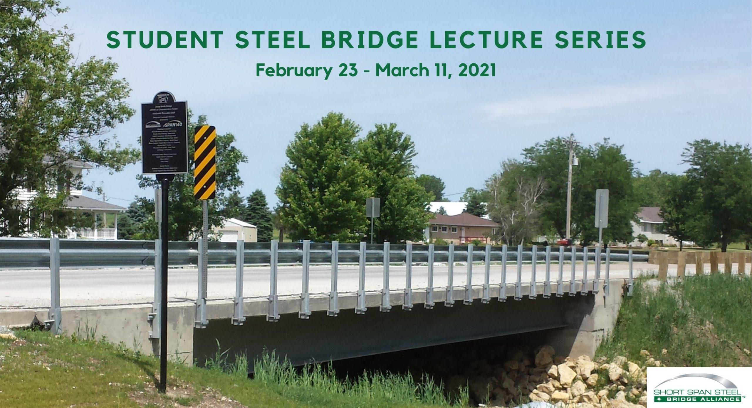 Student Steel Bridge Lecture Series